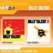 Billy Talent - Billy Talent / Billy Talent II (CD)