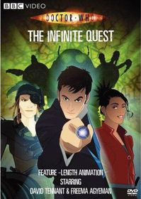 Doctor Who:Infinite Quest - (Region 1 Import DVD)