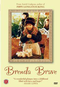 Brenda Brave - (Region 1 Import DVD)