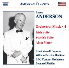 Anderson: Orchestral Music Vol 4 - Orchestral Works - Vol.4 (CD)
