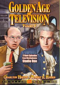 Golden Age of Television Vol 6:Bolt O - (Region 1 Import DVD)