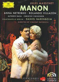 Massenet - Manon (DVD)