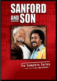 Sanford and Son:Complete Series -(parallel import - Region 1)