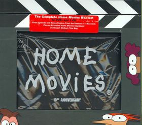 Home Movies 10th Anniversary Box Set - (Region 1 Import DVD)