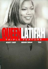 Queen Latifah Triple Feature - (Region 1 Import DVD)