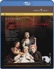 Puccini/Rachmaninov:Gianni Schicchi M - (Region 1 Import Blu-ray Disc)