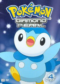 Pokemon Diamond & Pearl Vol 4 - (Region 1 Import DVD)