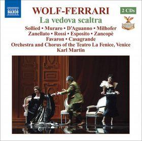 Wolf-ferrari: La Vedova Scaltra - La Vedova Scaltra (CD)