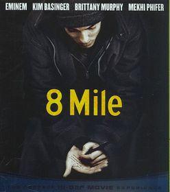 8 Mile - (Region A Import Blu-ray Disc)