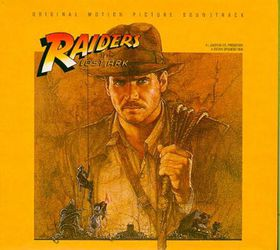 John Williams - Indiana Jones & The Raiders Of The Lost Ark (CD)