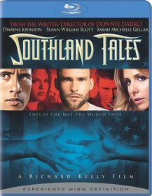 Southland Tales - (Region A Import Blu-ray Disc)