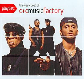 C & C Music Factory - Playlist: The Very Best Of C&C Music Factory (CD)