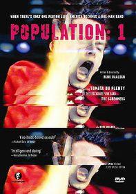 Population:1 - (Region 1 Import DVD)