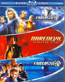 Marvel 3 Pack - (Region A Import Blu-ray Disc)