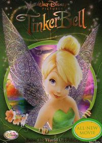 Tinkerbell: The Movie (DVD)