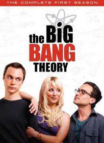 Big Bang Theory Season 1 (DVD)
