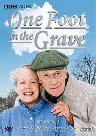 One Foot in the Grave:Season 5 - (Region 1 Import DVD)