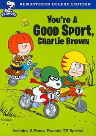 You're a Good Sport Charlie Brown (De - (Region 1 Import DVD)