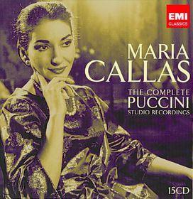 Callas Maria - Callas Sings Puccini (CD)