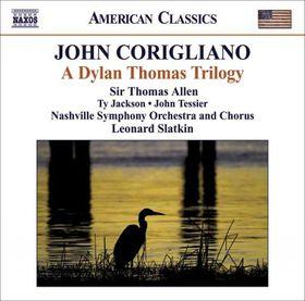 Nashville Symphony Orchestra - Dylan Thomas Trilogy (CD)