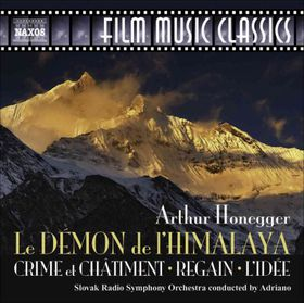 Honegger: Demon De L'himalaya - Demon De L'himalaya (CD)