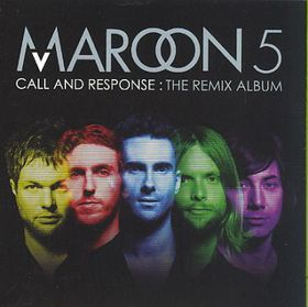 Maroon 5 - Call And Response (CD)