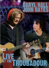 Hall & Oates Live at the Troubadour - (Region 1 Import DVD)