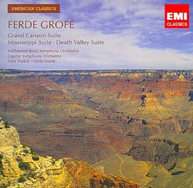 American Classics: Grofe - Various Artists (CD)