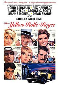 Yellow Rolls Royce - (Region 1 Import DVD)