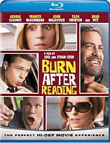 Burn After Reading - (Region A Import Blu-ray Disc)