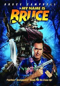 My Name is Bruce - (Region 1 Import DVD)