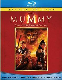 Mummy:Tomb of the Dragon Emperor - (Region A Import Blu-ray Disc)