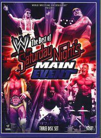 Wwe:Best of Saturday Night's Main Eve - (Region 1 Import DVD)