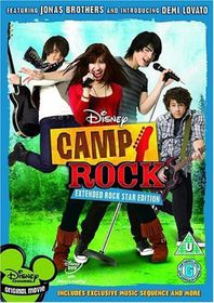 Camp Rock - (Import DVD)