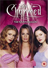 Charmed: Season 4 - (Import DVD)