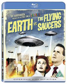 Earth vs. the Flying Saucers - (Import Blu-ray Disc)