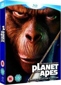 Planet of the Apes Collection - (Import Blu-ray Disc)