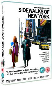 Sidewalks of New York - (Import DVD)