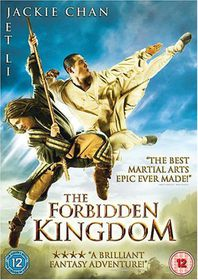 The Forbidden Kingdom - (Import DVD)