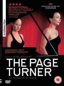 The Page Turner - (Import DVD)