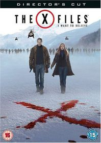 The X Files Movie: I Want to Believe (Director's Cut) - (Import DVD)
