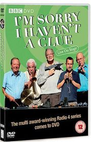 I'm Sorry I Haven't a Clue: Live On Stage - (Import DVD)
