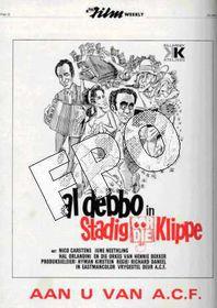 Stadig oor die Klippe (1969) - (DVD)