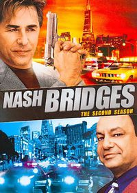 Nash Bridges:Second Season - (Region 1 Import DVD)