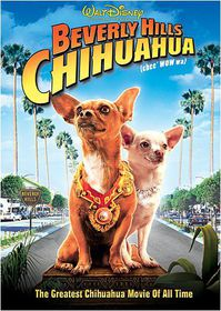 Beverly Hills Chihuahua - (Region 1 Import DVD)