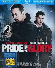 Pride and Glory - (Region A Import Blu-ray Disc)