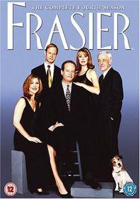 Frasier: The Complete Season 4 - (Import DVD)