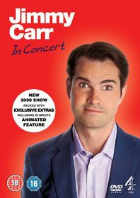 Jimmy Carr: In Concert - (Import DVD)