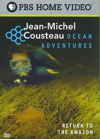 Jean Michel Cousteau:Ocean Adventures - (Region 1 Import DVD)