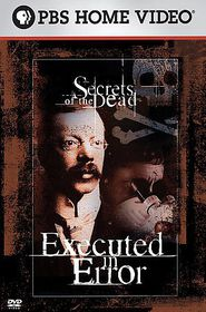 Secrets of the Dead:Executed in Error - (Region 1 Import DVD)